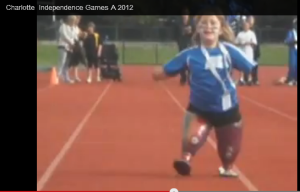 charlotte cleverly racing video still
