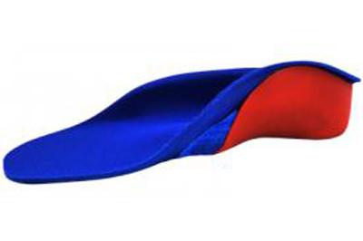 DAFO Chipmunk child's shoe insert - for mild to high tone pronation - Sunshine Prosthetics and Orthotics, NJ
