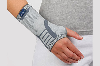 Ottobock Compression Manu Sensa Wrist support - Sunshine Prosthetics and Orthotics, NJ