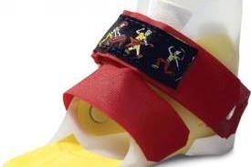DAFO 4 with corrective wrap-around support and free ankle - Sunshine Prosthetics and Orthotics of Wayne NJ