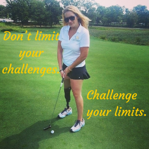dont limit  your challenges