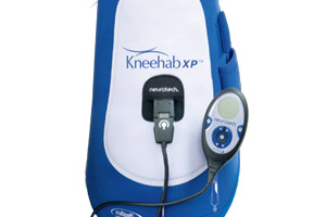 KneehabXP - electrical stimulation unit for knee rehabilitation therapy