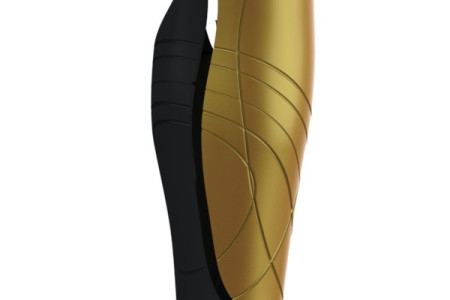 Galaxy Gold Black - UNYQ Prosthetic 3D cover - at Sunshine Prosthetics & Orthotics, Wayne NJ