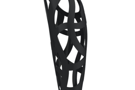 Vittra Black  - UNYQ Prosthetic 3D cover - at Sunshine Prosthetics & Orthotics, Wayne NJ