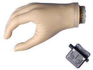 Ottobock Hand prosthesis (upper extremity prosthetics) / body-powered / hook clamp / adultDMC plus®
