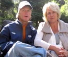 Stephen and Elizabeth Wampler