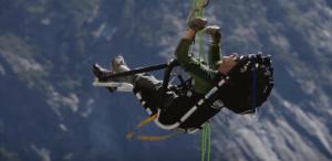 Stephen Wampler's vertical climb up El Capitan