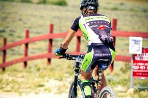 Paracyclist Jamie Whitmore