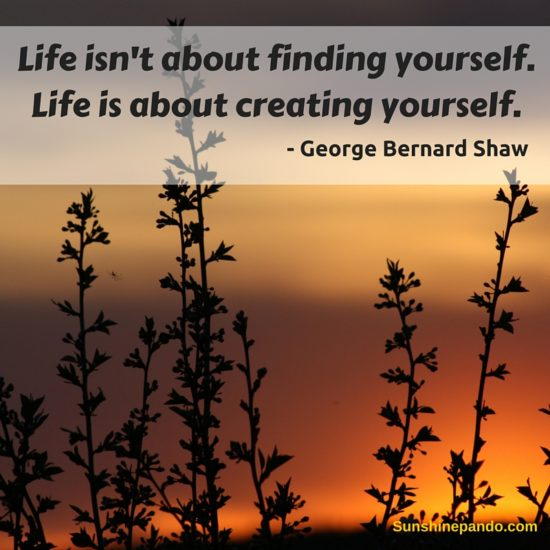 Life is about creating yourself - Sunshine Prosthetics and Orthotics